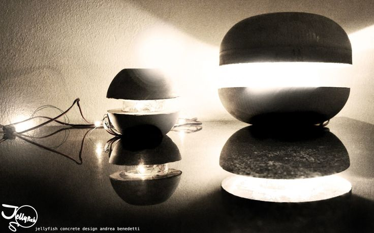 #concrete #design #andreabenedetti #light #architect #jellyfish check it out on facebook