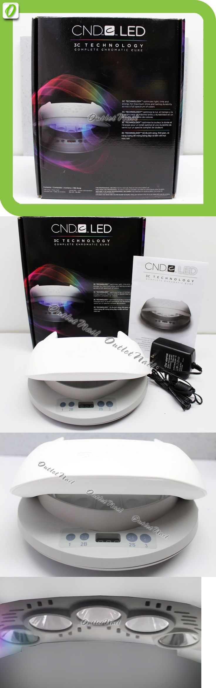 Nail Dryers and UV LED Lamps: Cnd Led Light Shellac Professional Lamp Nail Dryer 3C Tech Free Uk Au Eu Nz Plug -> BUY IT NOW ONLY: $84.93 on eBay!