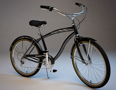 """Check out new work on my @Behance portfolio: """"Summer Bicycle"""" http://be.net/gallery/31537203/Summer-Bicycle"""