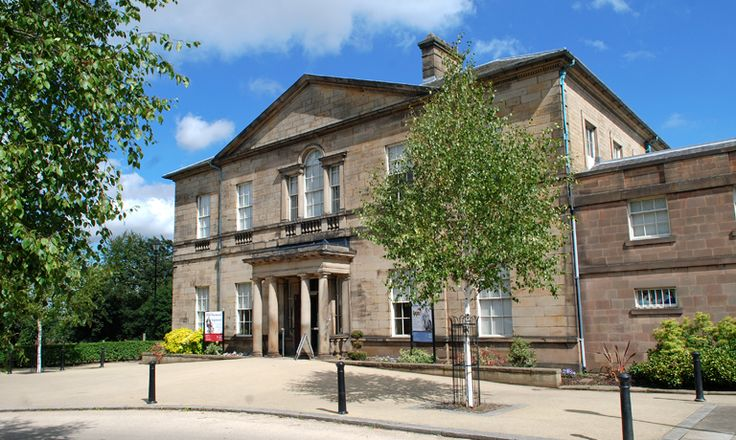 Clifton Park Museum, Rotherham, South Yorkshire