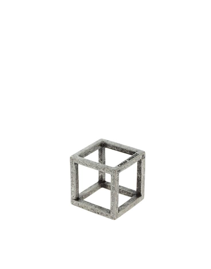 cheap monday cube ring: Cheap Monday