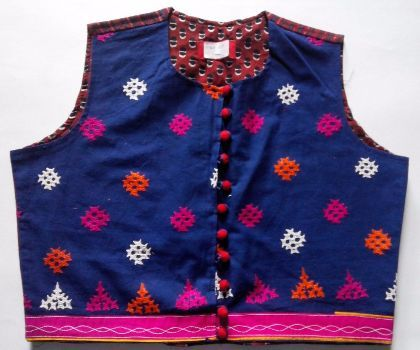 Buy Hand Embroidered Jacket