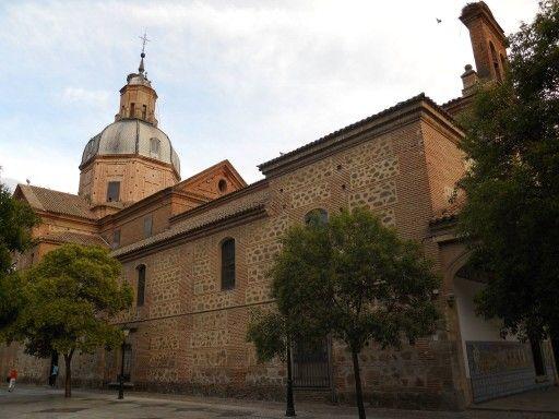 Basílica de Nuestra Señora del Prado.