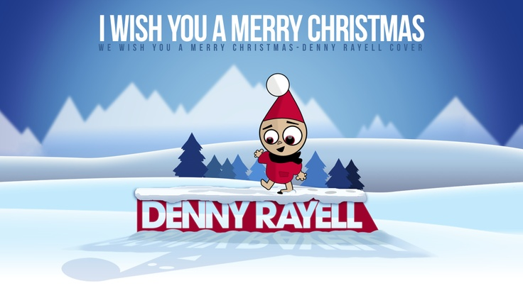 Check out Denny Rayell's cover for Christmas ! http://dennyrayell.com