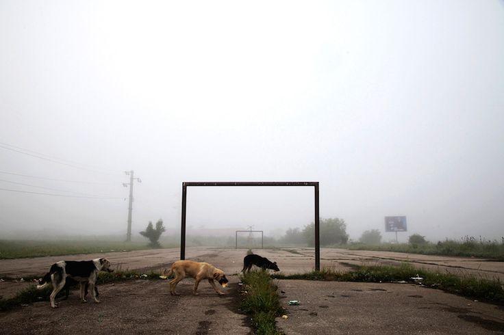 Fotógrafos retratan arcos de fútbol alrededor del mundo | Buendiario