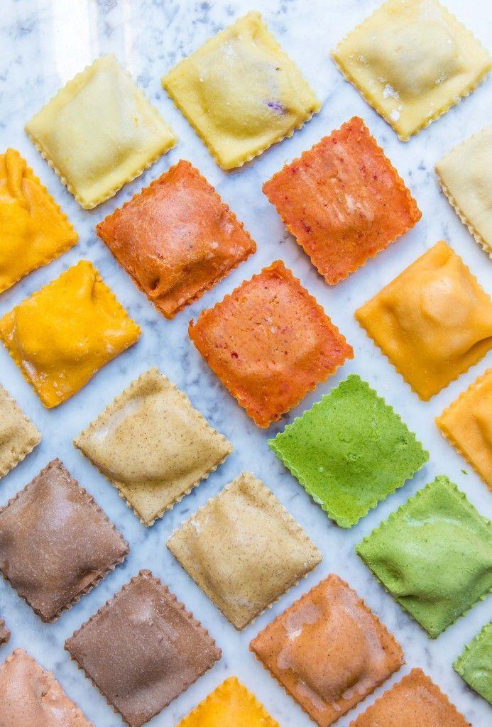 Paleo Almond Flour Ravioli! (Grain/Gluten/Dairy Free) + Pumpkin Filling Option!