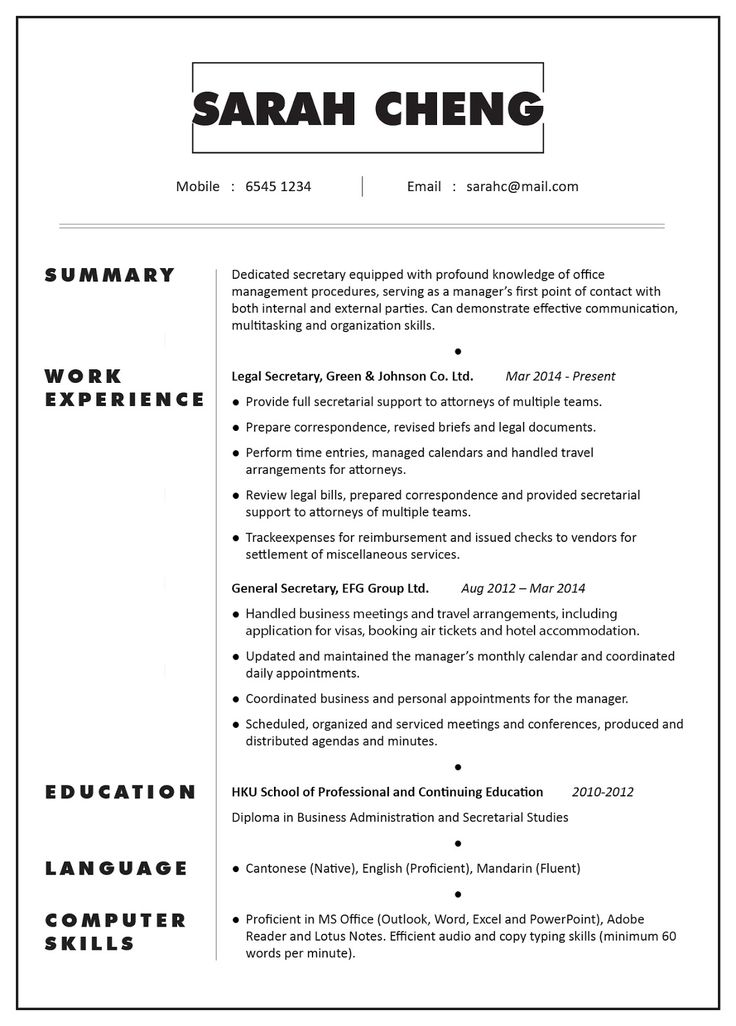 30+ Professional legal resume template Resume Examples