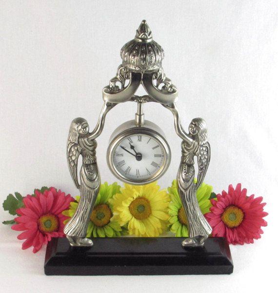 10 Ideas About Mantle Clock On Pinterest Antique Decor