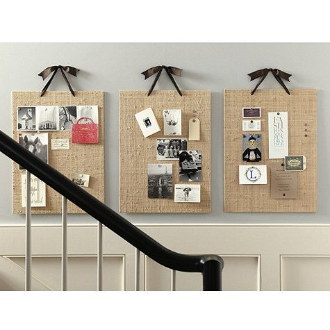 Rattan Magnetic Boards by Ballard Designs