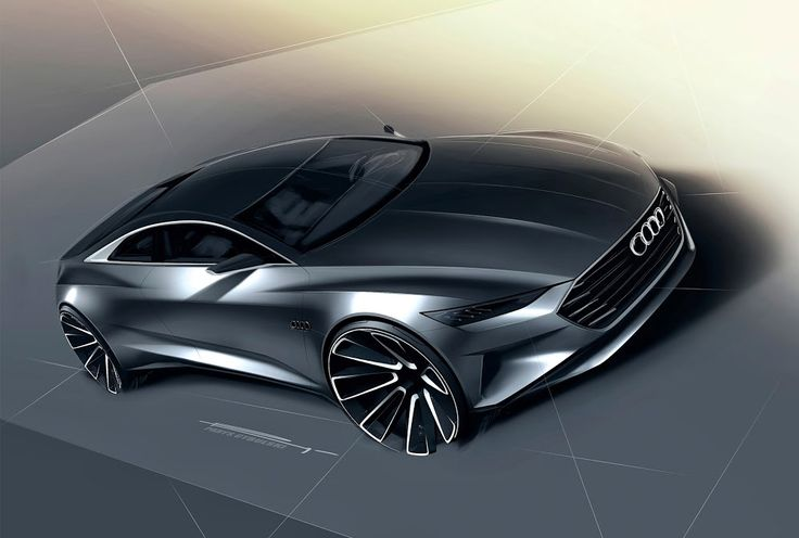 The Audi Prologue Concept Car   Getting Back To Beauty