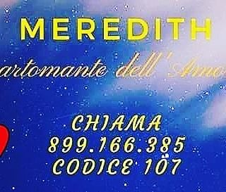 #online #meredith #cartomanzia #tarocchi #tarot #italia