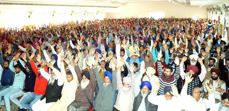 A huge crowd had gathered in Shamchurasi constituency to show their support to MLA Mohinder Kaur Josh  #ShiromaniAkaliDal #SAD #Punjab #MissionFateh2017