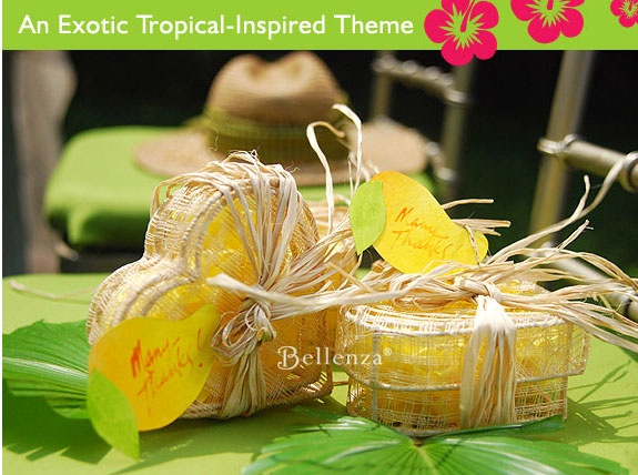 482 Best Tropical Wedding Ideas Images On Pinterest: 47 Best Images About Island Party Favors On Pinterest