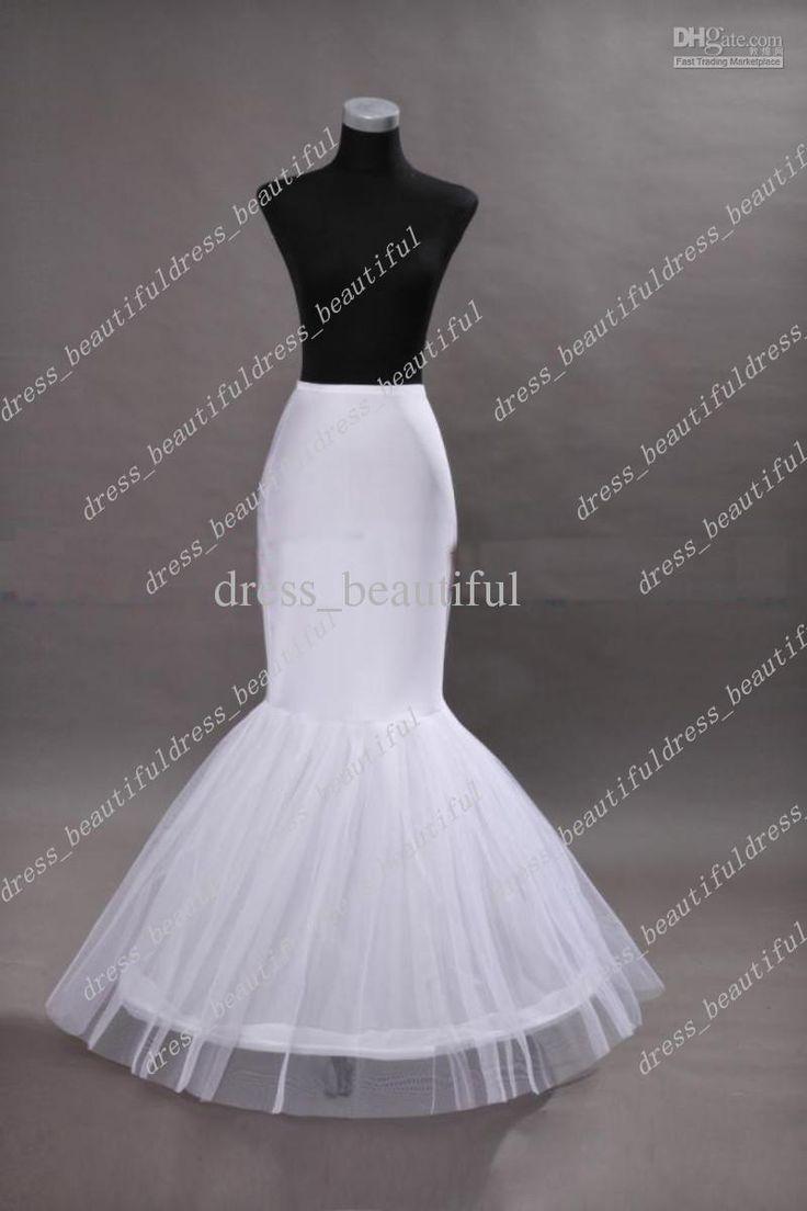 Crinoline for Wedding Dress - Best Wedding Dress for Pear Shaped Check more at http://svesty.com/crinoline-for-wedding-dress/
