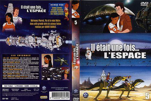 il etait une fois l'espace - Dvd Volume 05