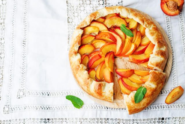 15 Must-Try Peach Dishes from Around the Country | Mental Floss