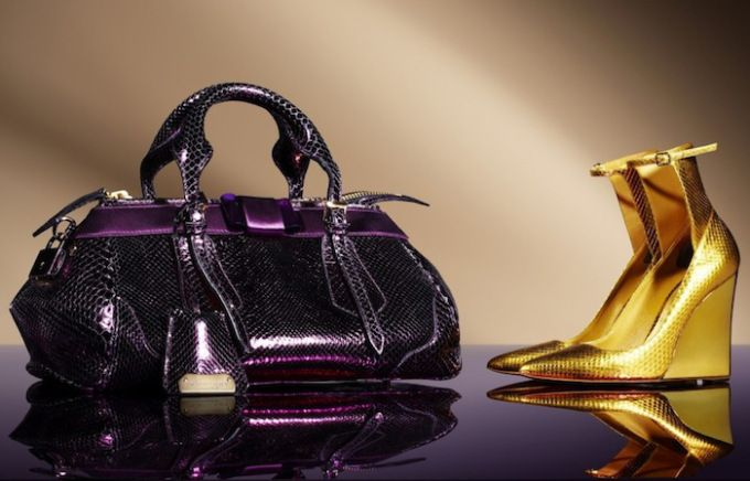 Burberry's Spring/Summer 2013 Accessories {A Closer Look} - Coco's Tea Party