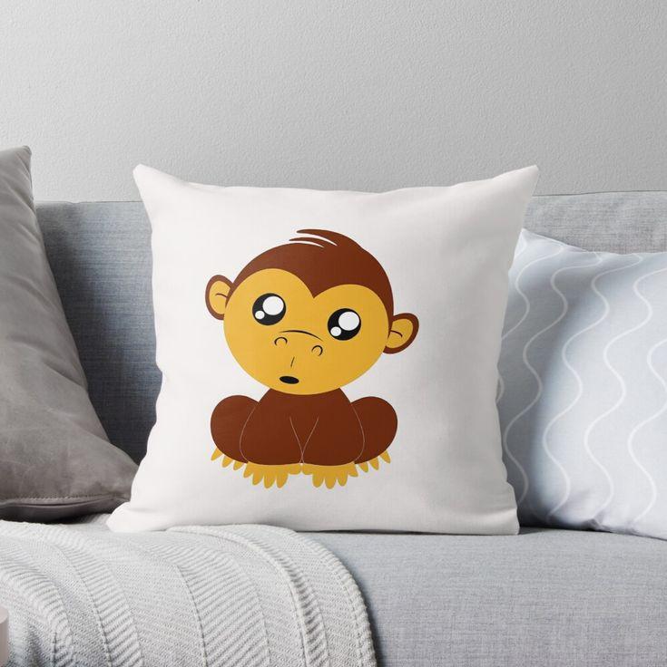monkey pillow pet walmart