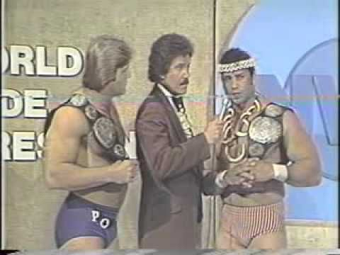 Paul Orndorff champion | ... Wide Wrestling 1979 - Jimmy Snuka & Paul Orndorff promo - YouTube