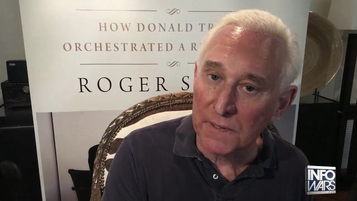Roger Stone Talks About Madonna's Threat To Blow Up White House
