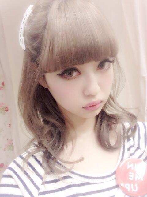 • beauty cute japan japanese kawaii beautiful asian cute girl cuteness Japanese Fashion Gyaru moe risa japanese girl beautiful girl asian girl risa doll tifak-babydolls •