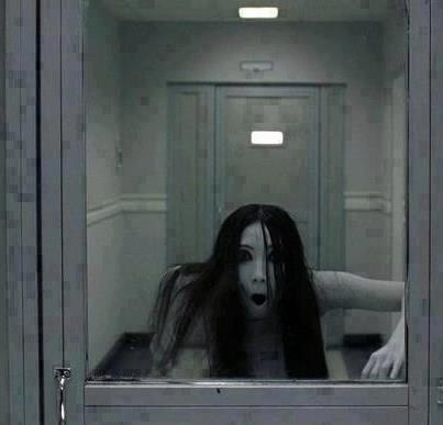 The GRUDGE - Literally the only form of supernatural entity that will scare the shit out of me.