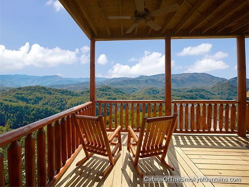 Lots Of Views From Wild Turkey 6 Bedroom Cabin In Gatlinburg Tn 6 Bedroom Cabins In