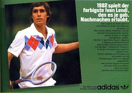 adidas 80s tennis