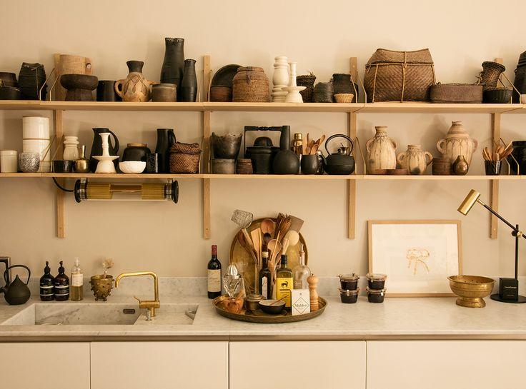 More interior inspiration on www.ringthebelle.com home / interieur / inspiration / lyon / Maison Hand / decoration / cuisine / #ringthebelle / #storystore / #maisonhand