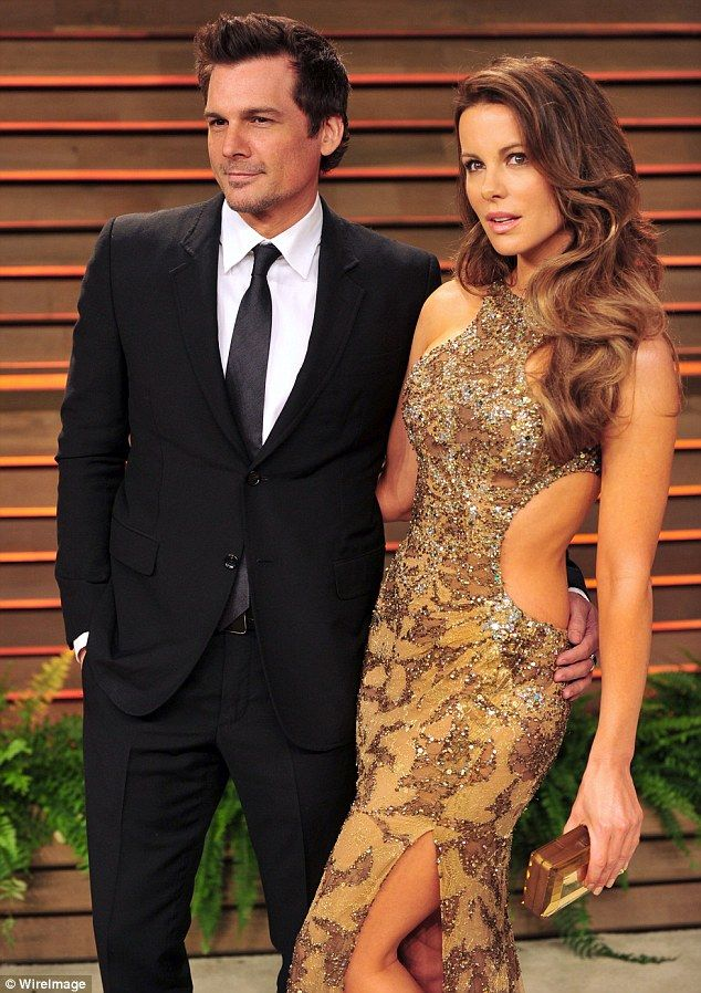 It's over! Kate Beckinsale is headed to divorce; The 43-year-old's husband Len Wiseman has filed for divorce citing irreconcilable differences