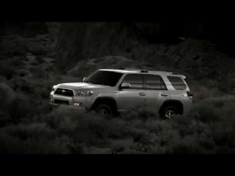 New Toyota 4Runner 2010 - Roadtrip