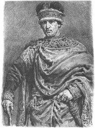 Władysław Wygnaniec - obraza polskiego malarza Jana Matejko
