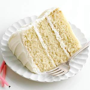 Vanilla Sour Cream Frosting From Better Homes and Gardens, ideas and improvement projects for your home and garden plus recipes and entertaining ideas.