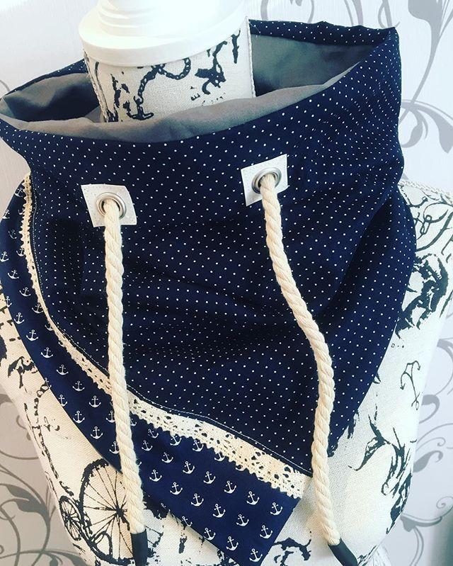 Ein besonderer Schal, den nicht jeder hat! #freepatterns # sew #diy #handmade   – Sophie und Lea