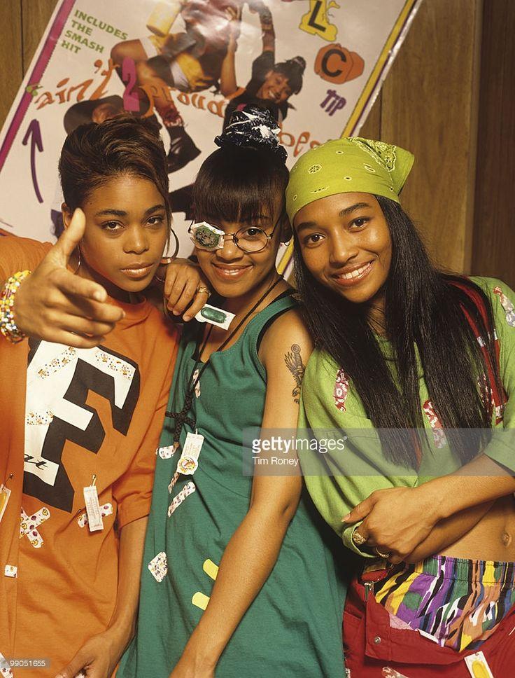 TLC (Tionne 'T-Boz' Watkins, Lisa 'Left Eye' Lopes (1971 ...