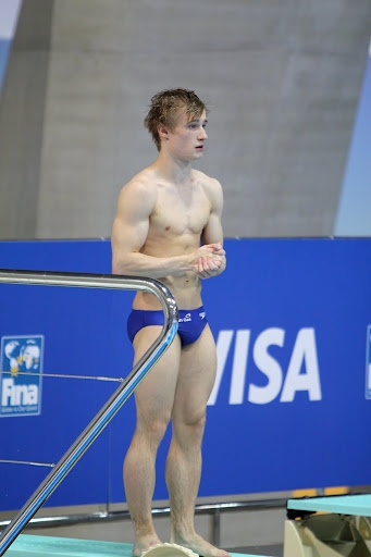 London World Cup 2012 - Jack Laugher - Professional Diver for Great Britain and current British Champion