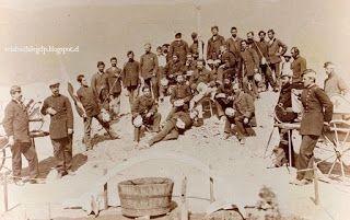 """Relatos de Guerra: Soldados de Chile en la Guerra del Pacìfico: """"LA  V AMBULANCIA VALPARAÍSO: PRIMERA UNIDAD SANIT..."""