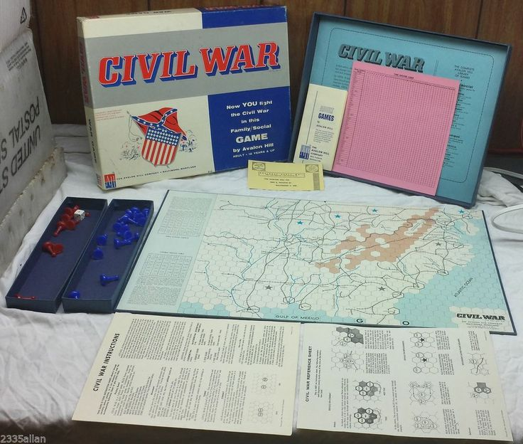 Best Civil War Strategy Games Civil war, Strategy games