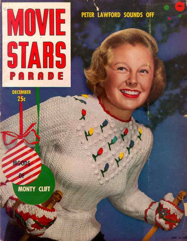 June Allyson - Where have you been all my life!?