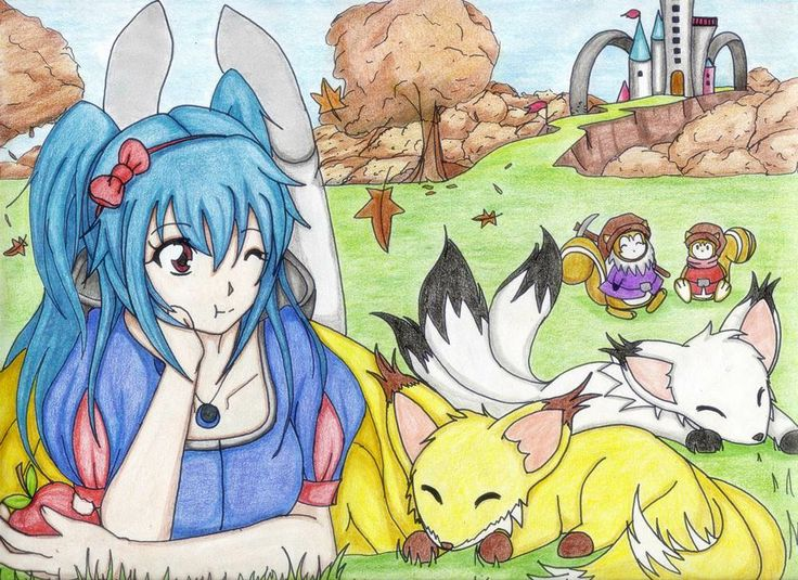 NosTale, the freetoplay AnimeMMORPG