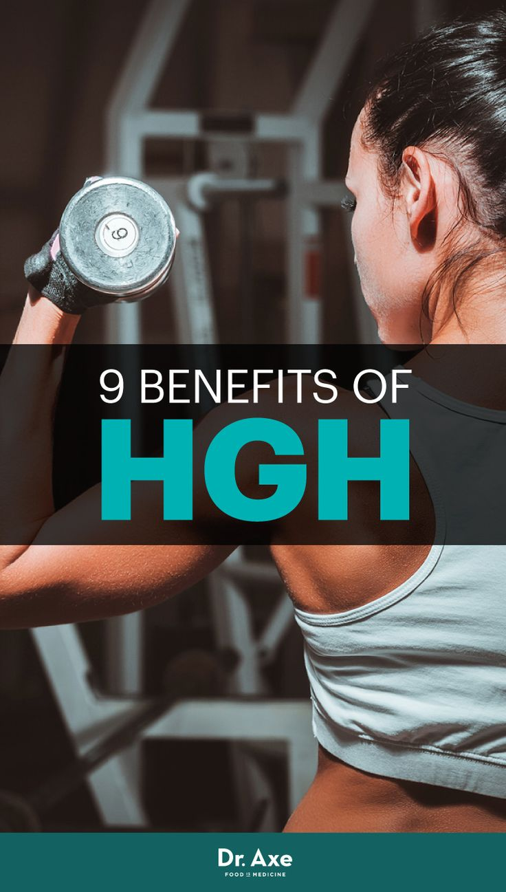 If you're a sports fan, you've probably heard of human growth hormone — more commonly known as HGH — and associate it with cheating and steroid use.
