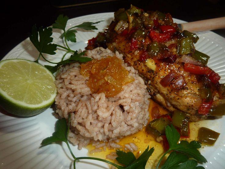 Marmalade Jerk Chicken | Deja Vu Cook