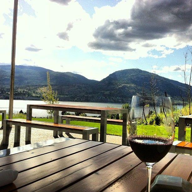 Poplar Grove Winery in Penticton, BC