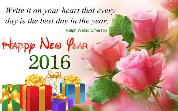 Best 10 Happy New Year Wishes 2016