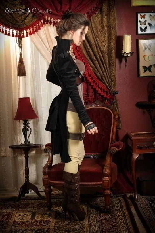 Steampunk Girls https://www.tsu.co/steampunkgirls