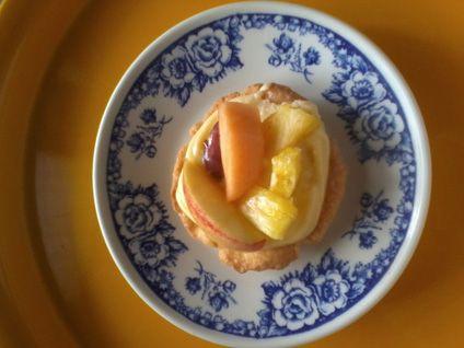 Ideali per una #merenda in #famiglia o con gli #amici. Perfette per rifare il pieno di energie dopo una giornata passata in #montagna a fare #sport sulla #neve!  Scopri le nostre #ricette: http://www.dimmidisi.it/it/dimmicomefai/fresche_ricette/article/crostatine_alla_frutta.htm - #dimmidisi #ricetta #cucina #recipe #cooking #cuisine #dolci