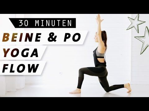 Yoga für Beine & Po | Das ultimative Knackpo …