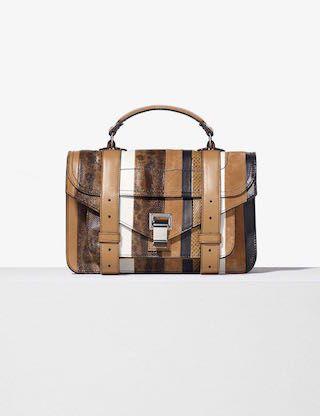 Proenza Schouler Spring 2016 PS1 Bag. bag, сумки модные брендовые, bag lovers,bloghandbags.blogspot.com