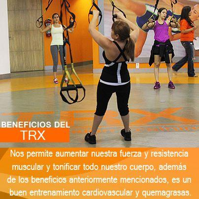Beneficios de Trix. Una actividad física que tu cuerpo agradecerá.