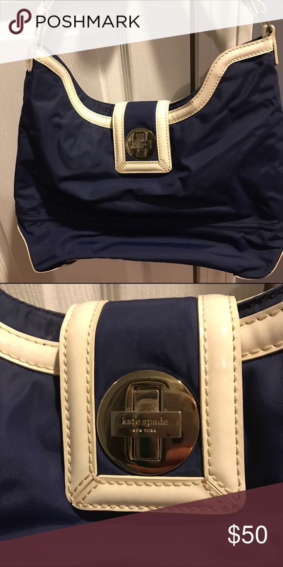 Kate Spade Navy Purse Kate Spade Navy Purse kate spade Bags Shoulder Bags